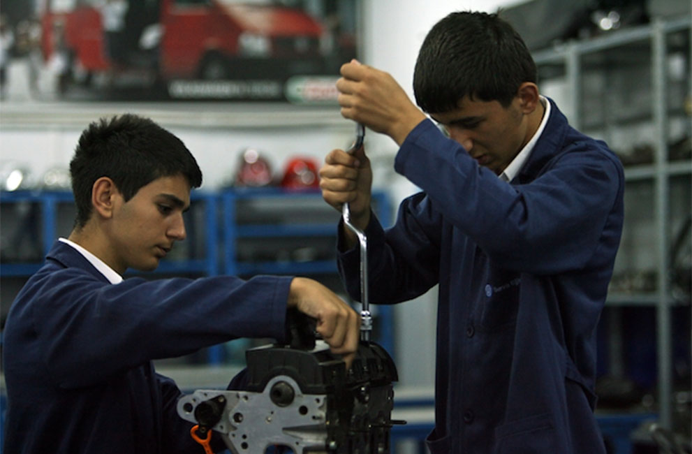 Technical and Vocational Education and Training (TVET)